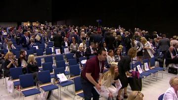 Większość sędziów opuściła salę podczas przemówienia wiceministra sprawiedliwości
