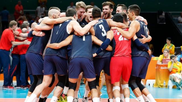 Siatkówka: Polacy przegrali z Amerykanami w ćwierćfinale 0:3