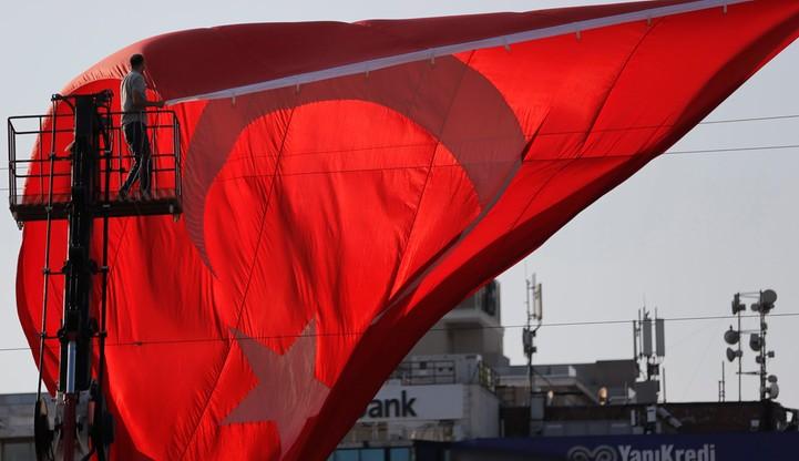 Juppe: w Unii Europejskiej nie ma miejsca dla Turcji