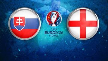 Euro 2016: Słowacja - Anglia. Transmisja w Polsacie Sport 3