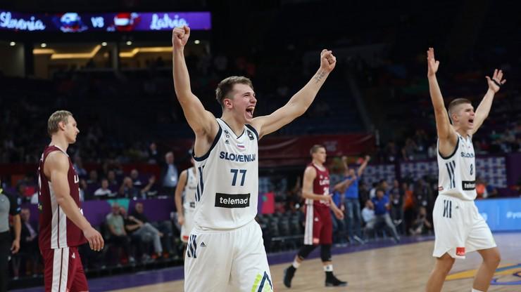 EuroBasket 2017: Słowenia rywalem Hiszpanii w półfinale