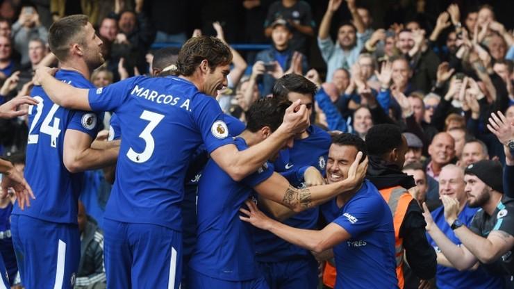 Chelsea wymęczyła zwycięstwo z Watfordem. Conte może być spokojny?