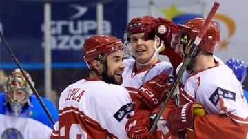 2017-04-27 MŚ w hokeju: Polacy wygrali i zachowali szansę na awans