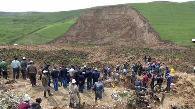 Tragedia w Kirgistanie. 24 osoby zginęły w osuwisku
