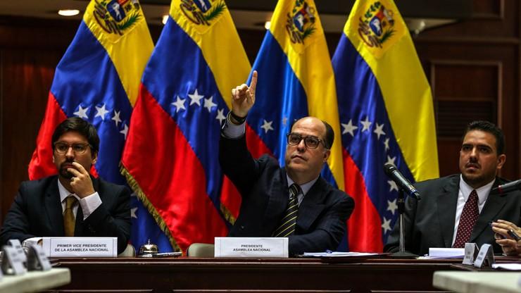 """Cyberatak na stronę wenezuelskiego rządu. """"Dni tej dyktatury są policzone"""" - napisano"""