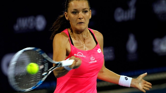 Turniej WTA w Shenzen - 18. triumf w karierze Agnieszki Radwańskiej
