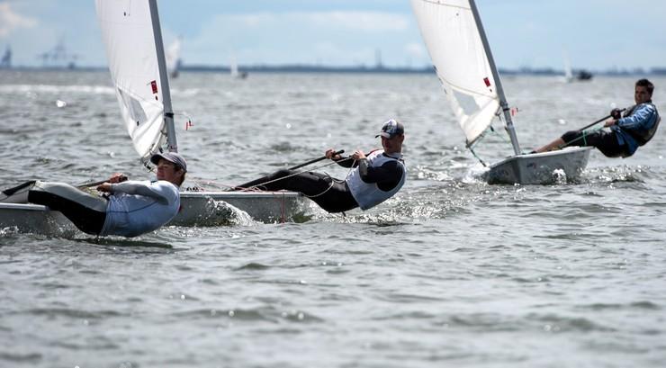 Regaty VGSD: Mistrzostwa Polski w sprincie rozpoczęły zawody w Gdyni