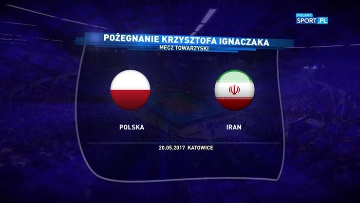 2017-05-20 Polska - Iran 3:0. Skrót meczu