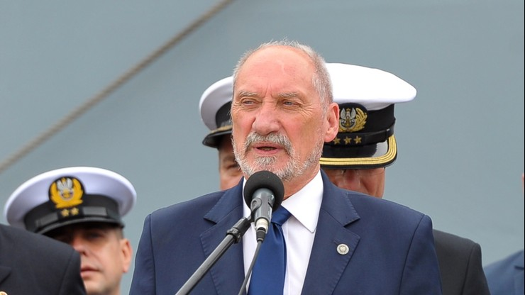 Macierewicz: podpisanie porozumienia ws. patriotów wzbudziło w Rosji szok