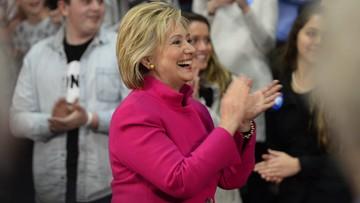 12-12-2015 08:33 Sondaż: Clinton i Trump mają największe szanse na wygranie wyborów