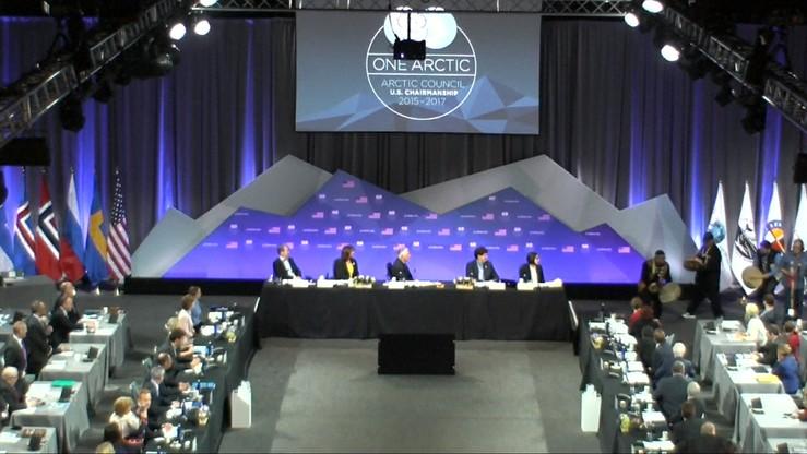 Sekretarz stanu USA i przedstawiciele siedmiu państw podpisali porozumienie arktyczne