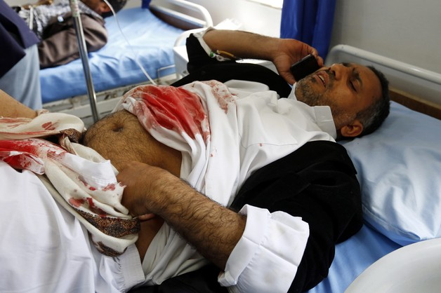 Jemen: już 87 zabitych w zamachach, 260 rannych