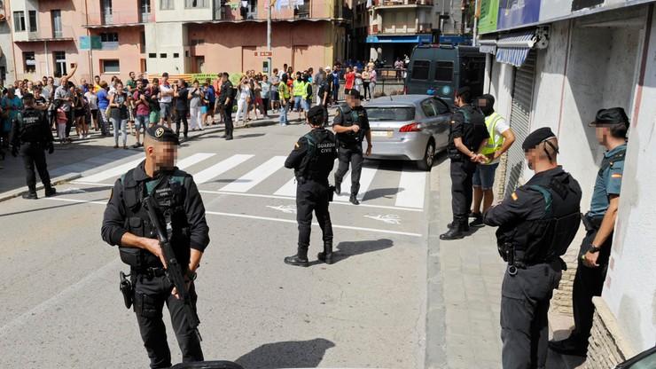 Katalońska policja: grupa terrorystyczna nie została rozbita. Deklaracja ministra przedwczesna