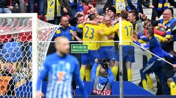 2017-05-02 Sensacja w finale Pucharu Polski! Arka Gdynia pokonała Lecha Poznań!