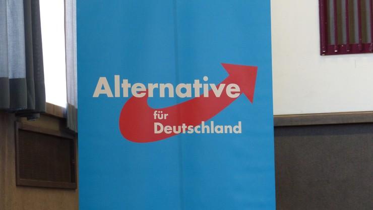 Antyimigrancka AfD zyskuje w sondażach po zamachu w Berlinie
