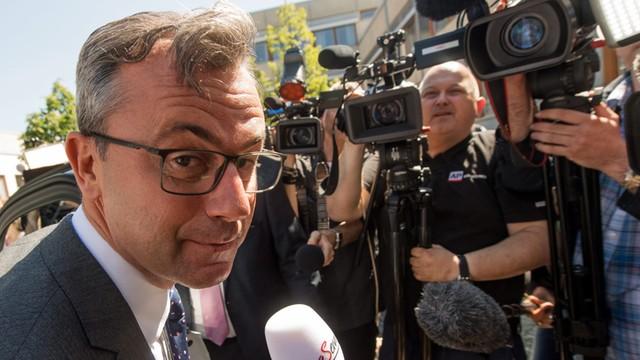 Austria: Partia Wolności zaskarżyła wynik wyborów prezydenckich