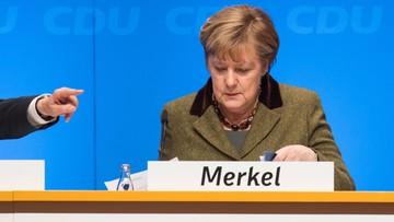 06-12-2016 12:29 Merkel: sytuacja z imigrantami z 2015 r. nie może się powtórzyć