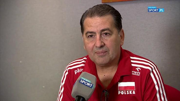 De Giorgi: Nie potrafiliśmy zareagować na nasze problemy