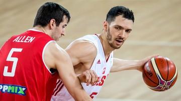 2017-11-24 El. MŚ koszykarzy: Polska pokonała Węgry