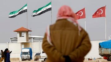 06-02-2016 15:17 Turcja zapewnia, że jej granice są otwarte dla uciekinierów z Aleppo