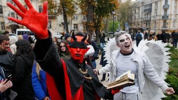 """29-10-2017 16:06 Egzorcyści ostrzegają przed Halloween. """"Grozi otwarciem się na działanie złych duchów"""""""