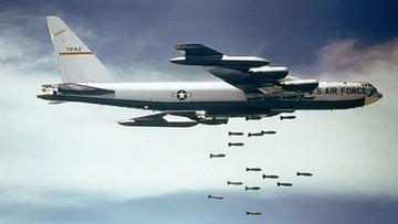 09-04-2016 17:58 USA wysłały bombowce B-52 do Kataru do walki z Państwem Islamskim