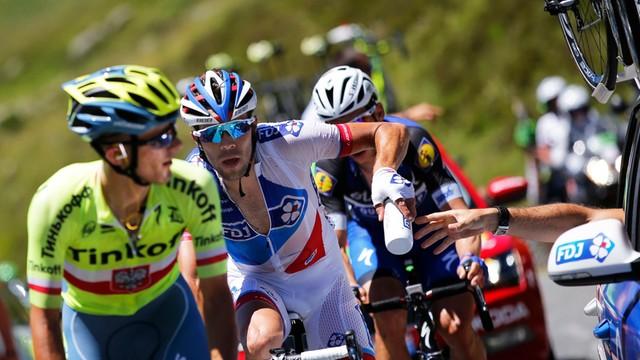 Tour de France: Froome liderem, koszulka górala dla Majki