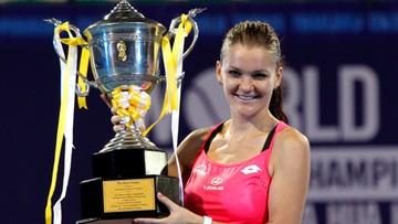 01-01-2016 17:18 Radwańska wygrała pokazowy turniej w Tajlandii
