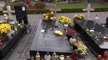 14-03-2017 08:43 Na Powązkach Wojskowych ekshumacja Andrzeja Przewoźnika