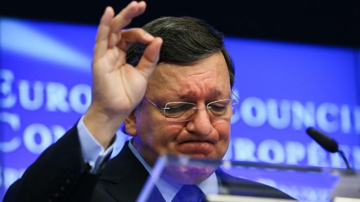 Coraz szersza krytyka byłego szefa KE Barroso za objęcie kontrowersyjnej posady
