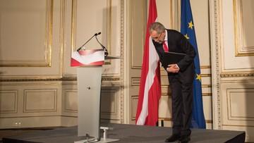 06-12-2016 17:37 Austria: Van der Bellen zdobył 53,8 proc. głosów w wyborach prezydenckich