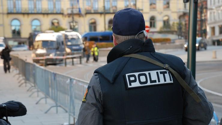 W centrum Oslo znaleziono przedmiot przypominający bombę