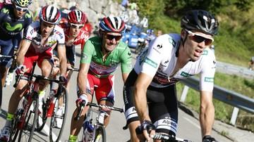 2015-09-07 Vuelta a Espana: Wygrana Schlecka. Rodriguez liderem, Majka trzeci