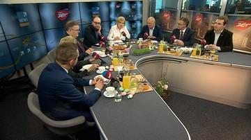 """16-04-2017 10:15 """"Śniadanie w Radiu Zet"""". Sellin o Misiewiczu: mam nadzieję, że się gdzieś sensownie odnajdzie"""