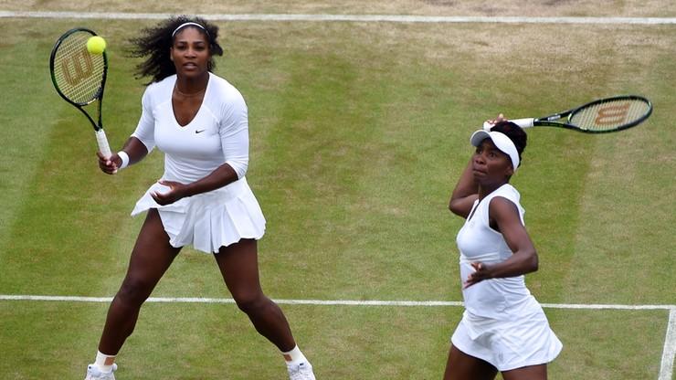 Wimbledon: Siostry Williams w finale debla!