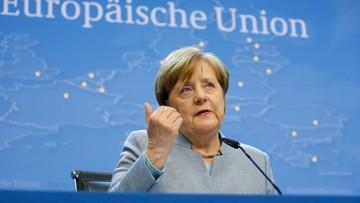 CDU Merkel zwiększa przewagę nad SPD Martina Schulza