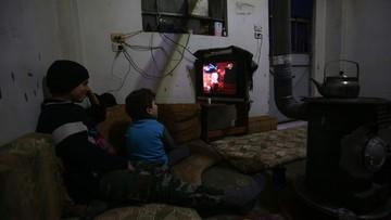 """16-01-2017 12:57 """"Są odcięte od pomocy humanitarnej"""". Organizacje pomocowe apelują o dostęp do dzieci w Syrii"""