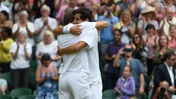2016-07-09 Wimbledon: Mahut i Herbert górą we francuskim finale męskiego debla