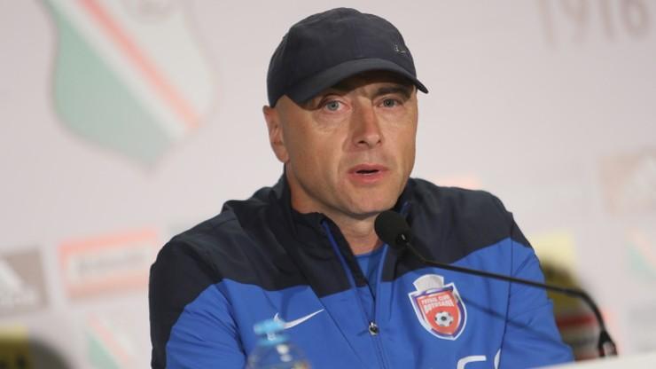 Trener FC Botosani: Legia to wartościowy zespół