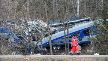 """16-02-2016 17:23 """"Błąd dyżurnego ruchu"""". Śledczy o przyczynach katastrofy kolejowej w Niemczech"""