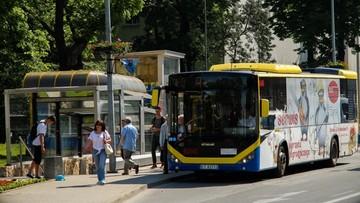 18-03-2016 14:26 Systemy dla niewidzących w autobusach w Tarnowie