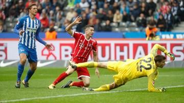 2017-10-01 Kolejny gol Lewandowskiego! Od 0:2 do 2:2 w Berlinie
