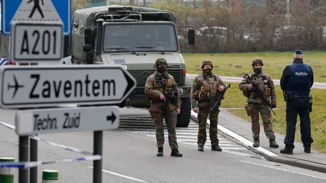 Lotnisko w Brukseli będzie zamknięte do niedzieli włącznie
