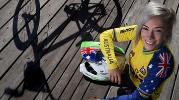 2018-01-03 Australijska kolarka miała poważny wypadek. Pokazała zdjęcie ze szpitala