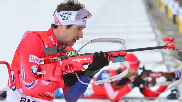 Norwegowie wygrali sztafetę w Ruhpolding