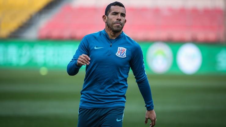 Tevez narzeka na chiński futbol