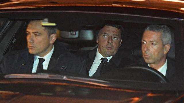 Włochy: Renzi zamraża dymisję do czasu uchwalenia budżetu