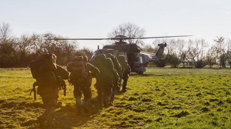 Oficer Bundeswehry zawieszony. Jest podejrzany o planowanie zamachu na polityków