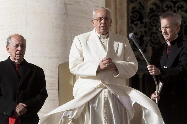 Papież rozmawiał z prokuratorem z Dominikany o sprawie Wesołowskiego