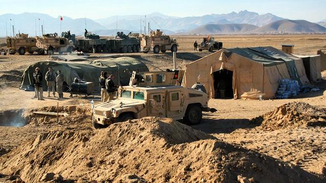 Prezydent przedłużył misję polskich żołnierzy w Afganistanie